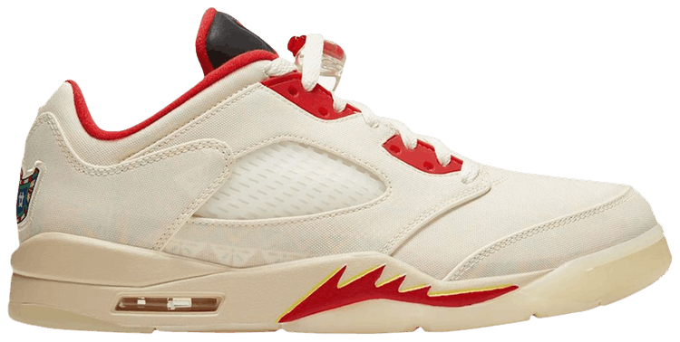Air Jordan 5 Low Chinese New Year (2021)