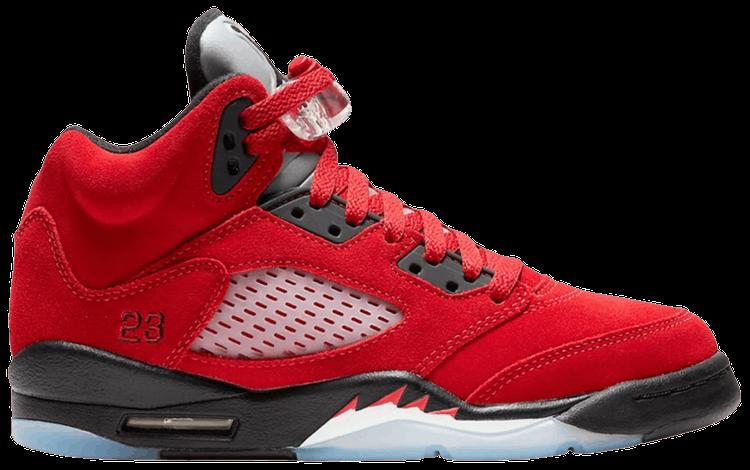Air Jordan 5 Retro Raging Bull 2021 (GS)