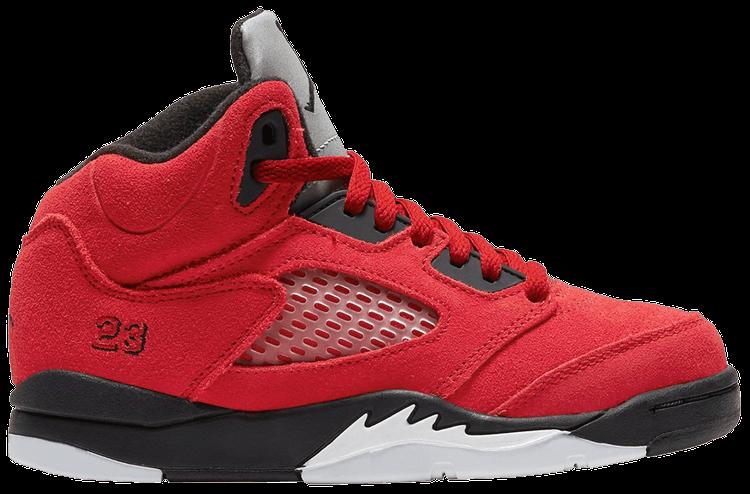 Air Jordan 5 Retro Raging Bull 2021 (PS)
