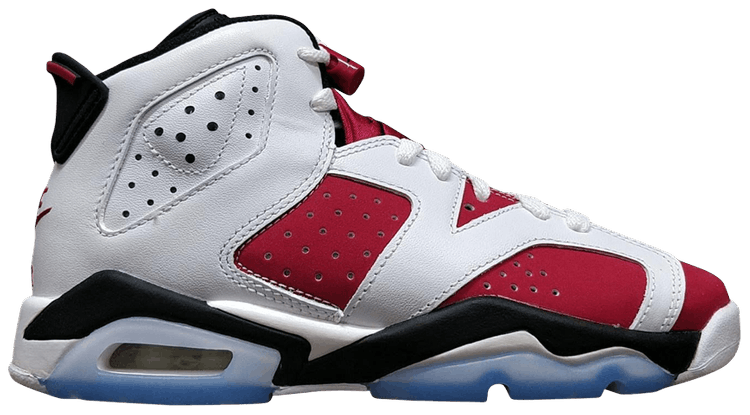 Air Jordan 6 Retro OG Carmine 2021 (GS)