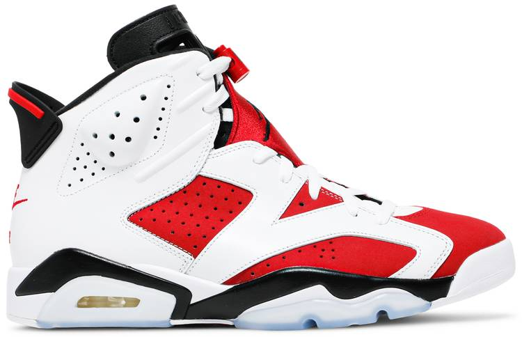 Air Jordan 6 Retro OG Carmine (2021)