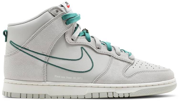 Dunk High SE First Use Pack Green Noise