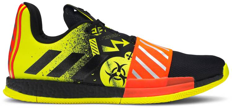 Harden Vol. 3 Caution