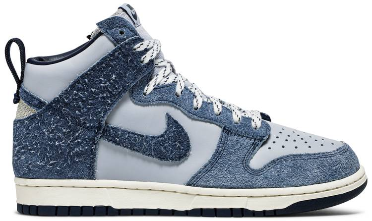 Notre x Dunk High Midnight Navy