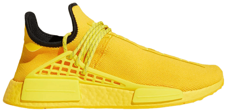 Pharrell x NMD Human Race Yellow