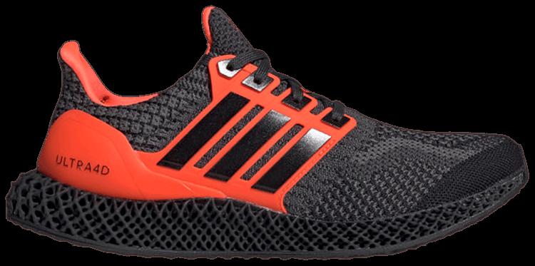 Ultra 4D 5.0 Black Solar Red