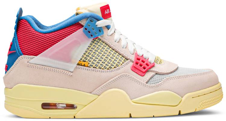 Union Los Angeles x Air Jordan 4 Retro Guava Ice