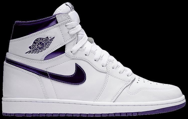 WMNS Air Jordan 1 High OG Court Purple