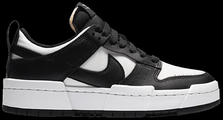 WMNS Nike Dunk Low Disrupt Black