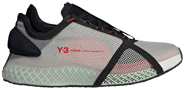 Y-3 Runner 4D IOW Bliss