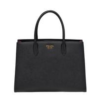 Large Saffiano Leather Handbag