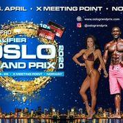 -AVLYST- Oslo Grand Prix 2020 (inkludert proff show) – Weekendpass
