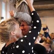 Babydans - Sentralen