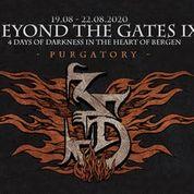 Beyond the Gates IX 4 day pass - avlyst