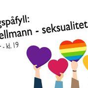 Tirsdagspåfyll: Tuva Fellmann - seksualitet