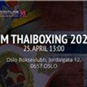 Thaiboxing NM 2020