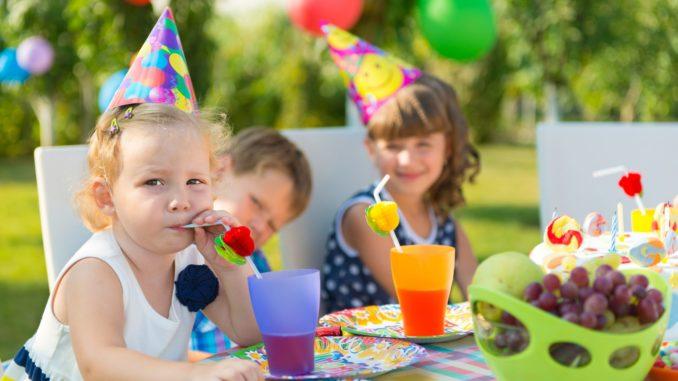 Ikke stress med barnebursdagen