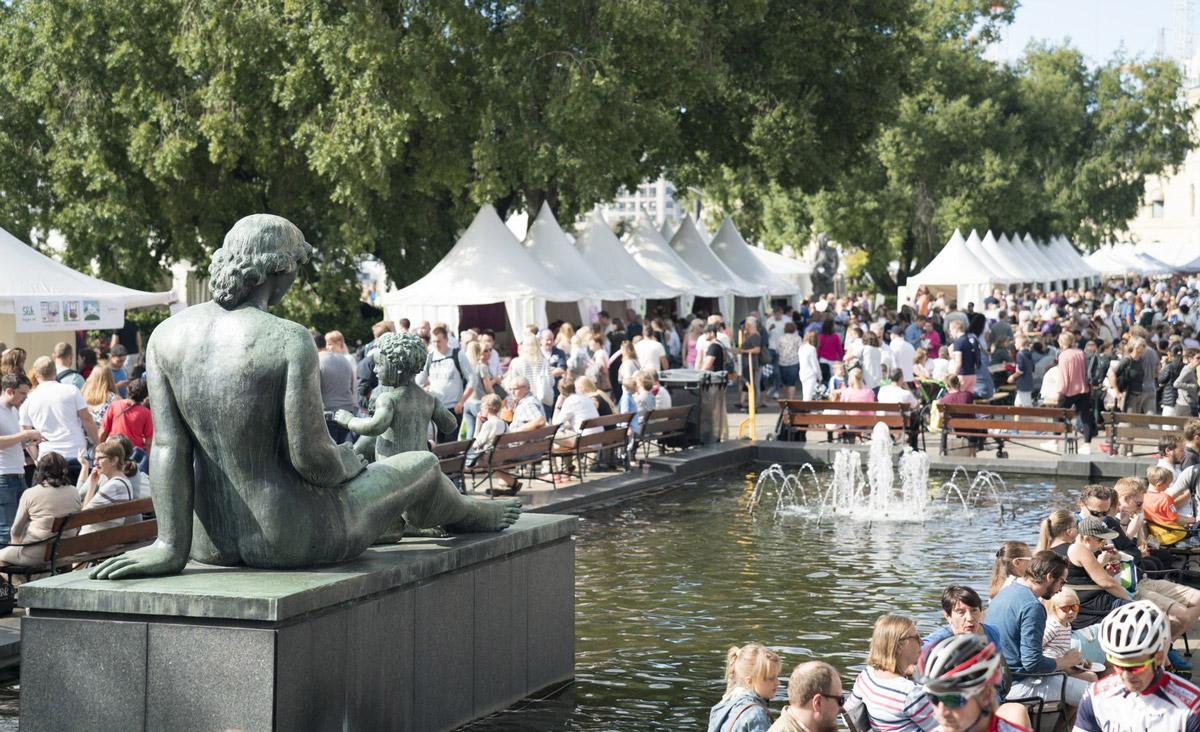 Matstreif i Oslo