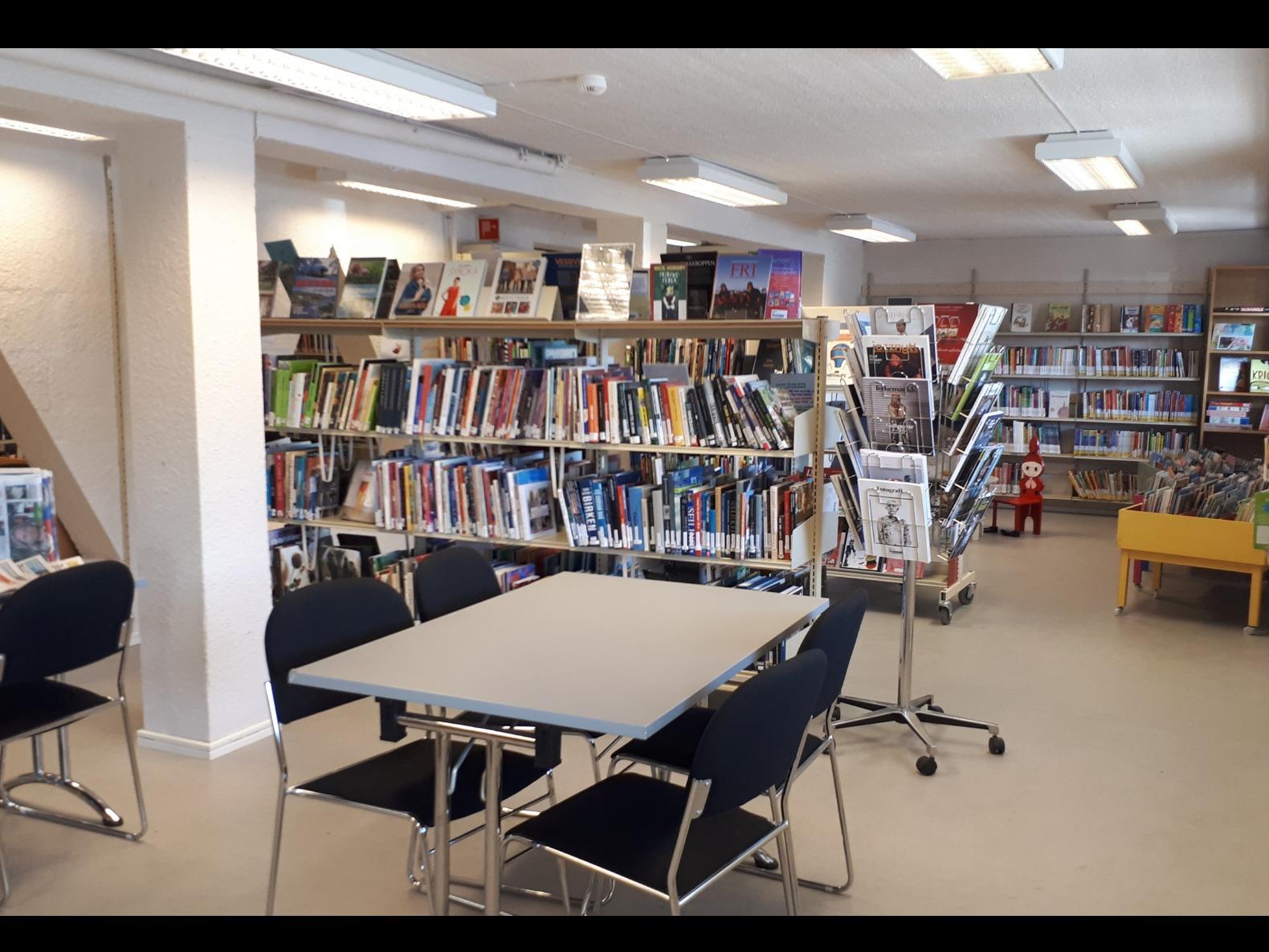 Bibliotek Svelvik