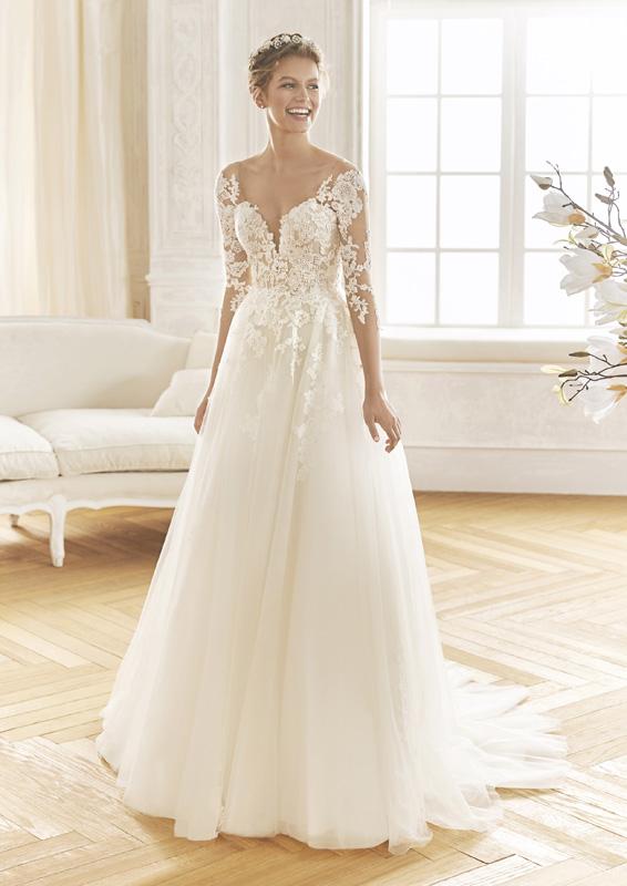San Patrick - La Sposa - Bosque - menyasszonyi ruha