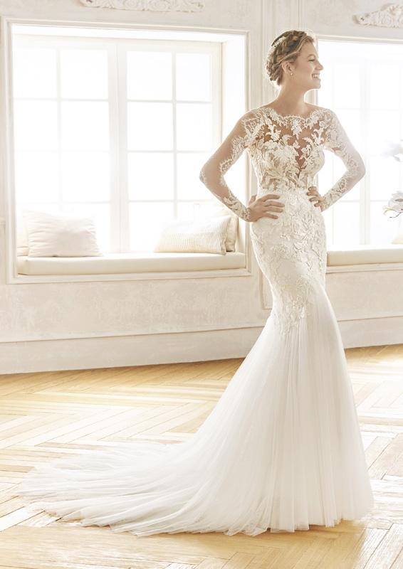 San Patrick - La Sposa - Barima - menyasszonyi ruha