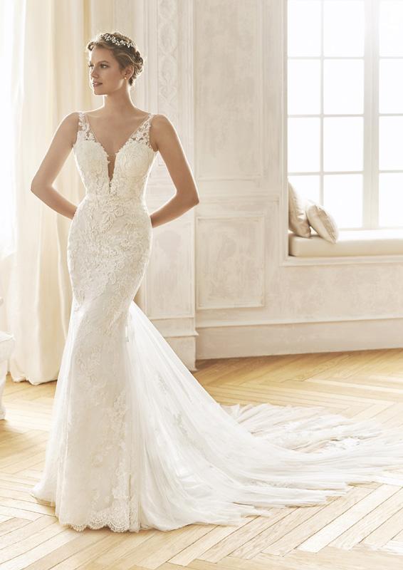 San Patrick - La Sposa - Banzare - menyasszonyi ruha