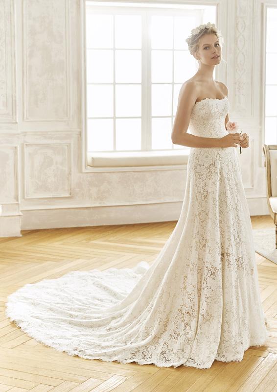 San Patrick - La Sposa - Biarritz - menyasszonyi ruha