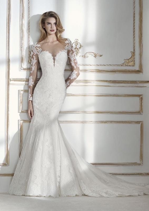 San Patrick - La Sposa - Patri - menyasszonyi ruha