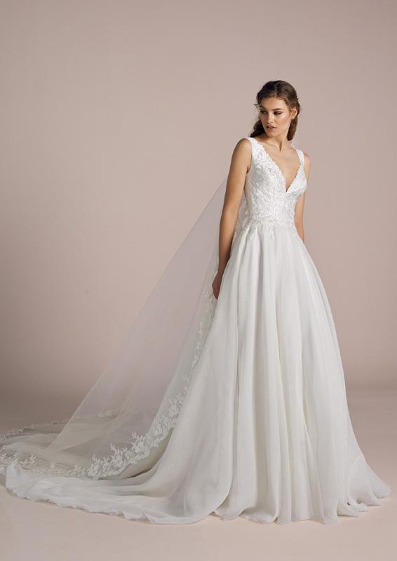 San Patrick - La Sposa - Belisama - menyasszonyi ruha