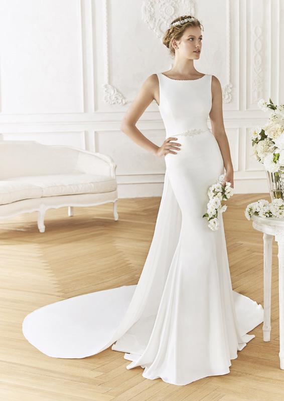 San Patrick - La Sposa - Bilbao - menyasszonyi ruha