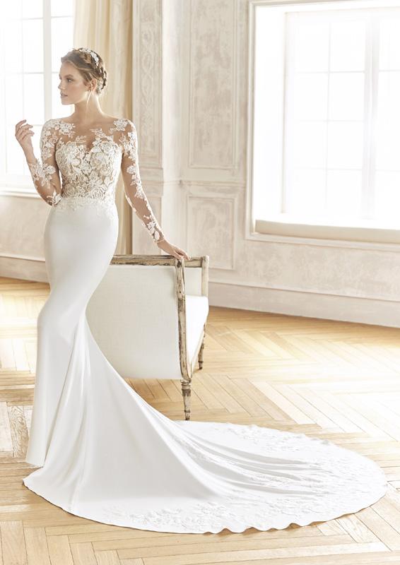 San Patrick - La Sposa - Baena - menyasszonyi ruha
