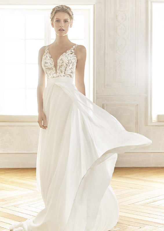 San Patrick - La Sposa - Balimena - menyasszonyi ruha