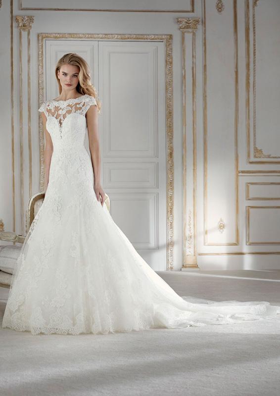 San Patrick - La Sposa - Petrolina - menyasszonyi ruha