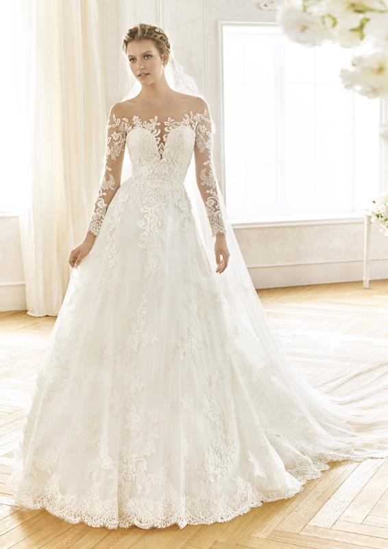 San Patrick - La Sposa - Badajoz - menyasszonyi ruha
