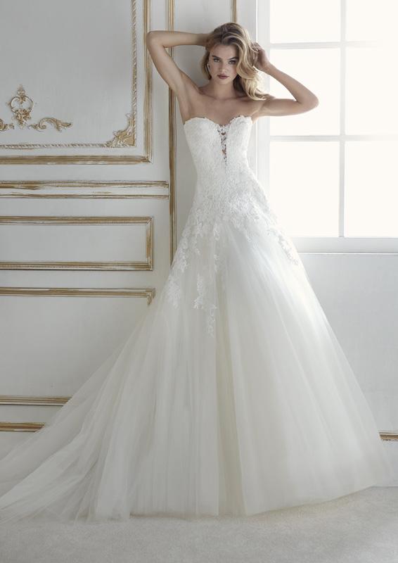 San Patrick - La Sposa - Piera - menyasszonyi ruha