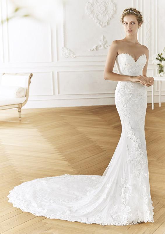 San Patrick - La Sposa - Bambalina - menyasszonyi ruha