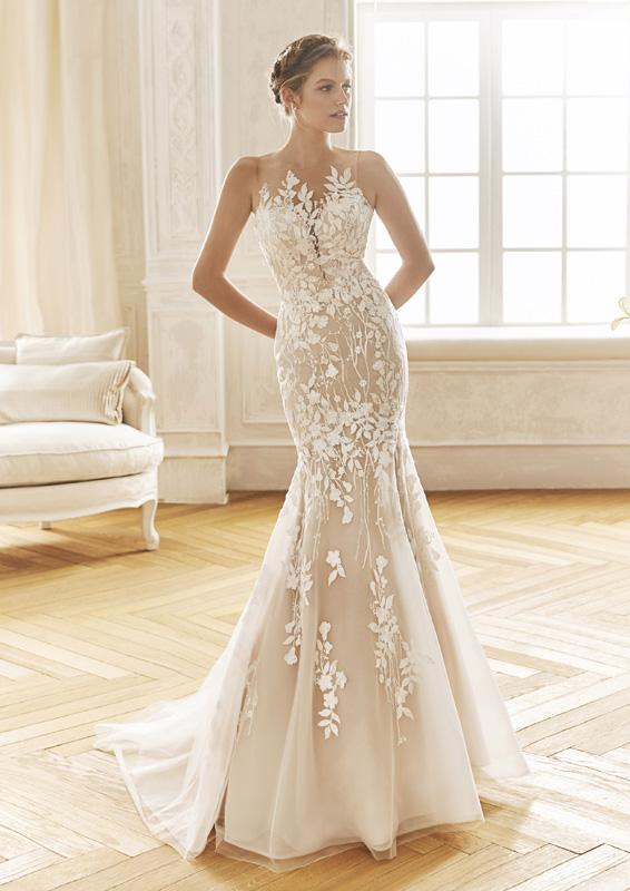 San Patrick - La Sposa - Bangor - menyasszonyi ruha