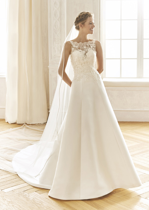 San Patrick - La Sposa - Benjamin - menyasszonyi ruha