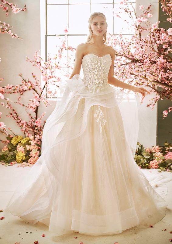 San Patrick - La Sposa - Callalily menyasszonyi ruha