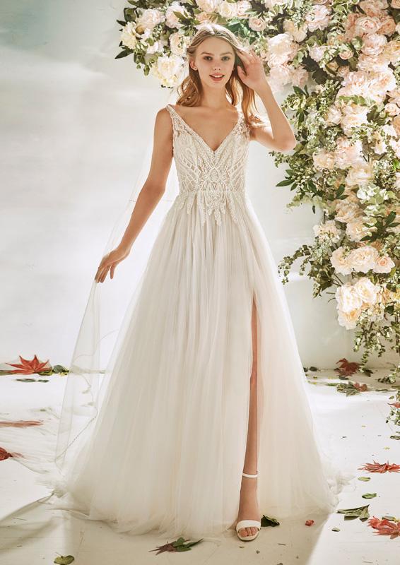 San Patrick - La Sposa - Flora menyasszonyi ruha