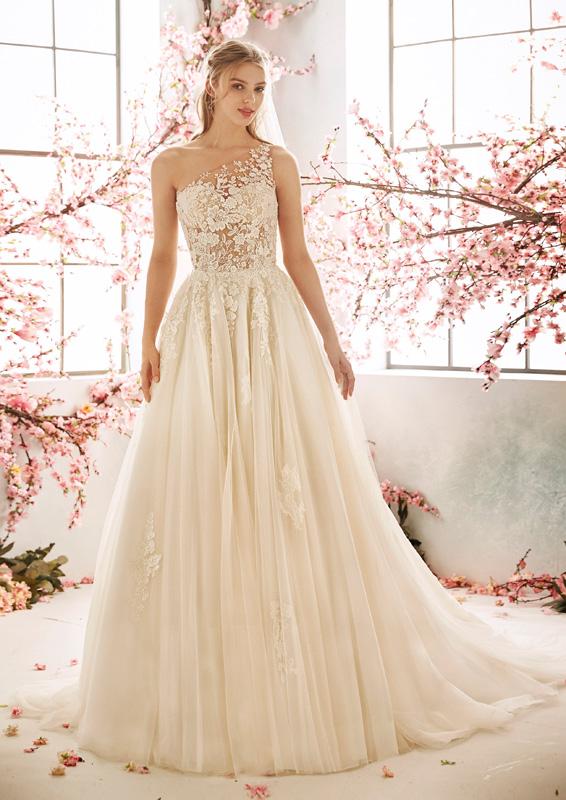 San Patrick - La Sposa - Aster menyasszonyi ruha