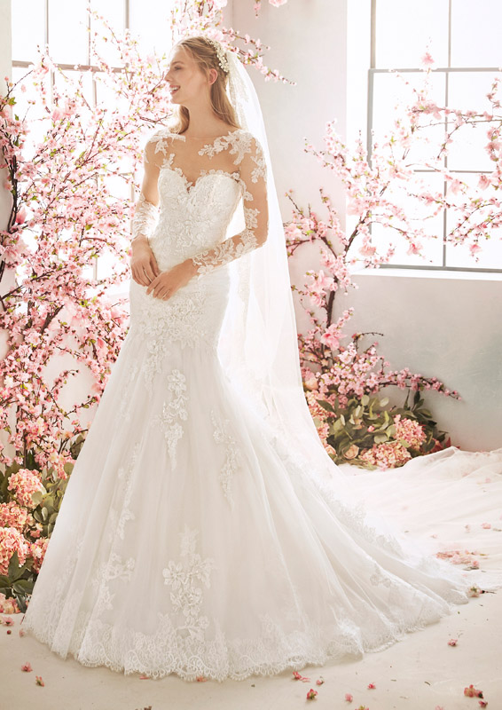 San Patrick - La Sposa - Foxglove menyasszonyi ruha