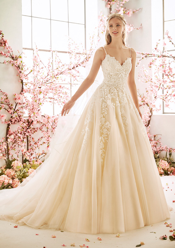 San Patrick - La Sposa - Ginger menyasszonyi ruha