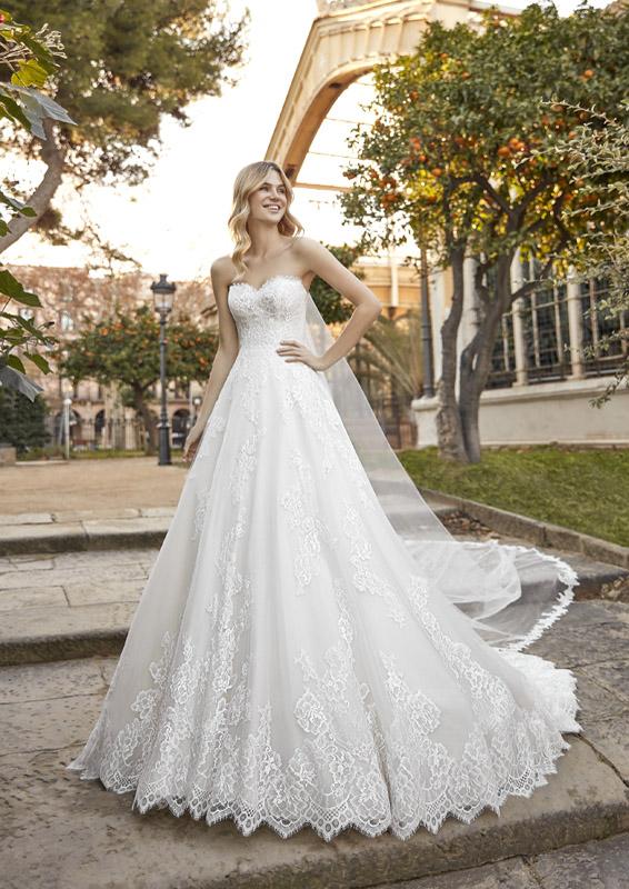 San Patrick - La Sposa - Liatris menyasszonyi ruha
