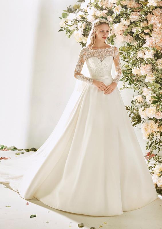 San Patrick - La Sposa - Marigold menyasszonyi ruha