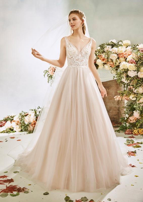 San Patrick - La Sposa - Spirea menyasszonyi ruha