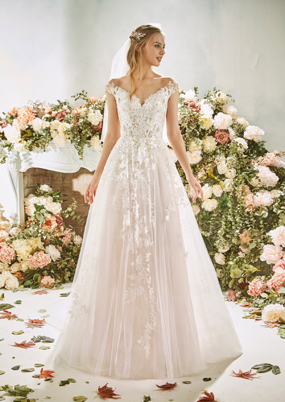 San Patrick - La Sposa - Verbena menyasszonyi ruha