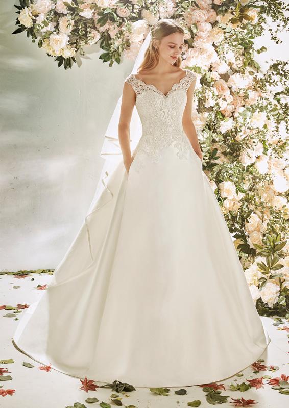 San Patrick - La Sposa - Veronica menyasszonyi ruha