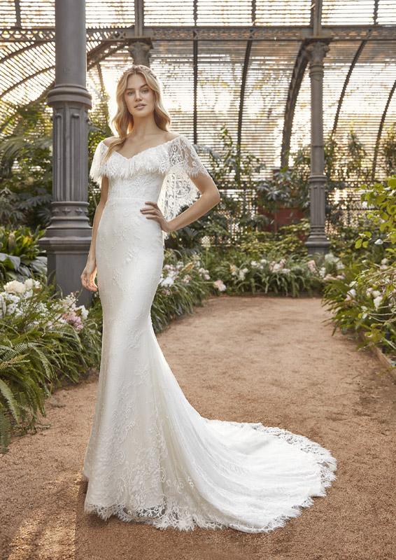 San Patrick - La Sposa - Adina menyasszonyi ruha