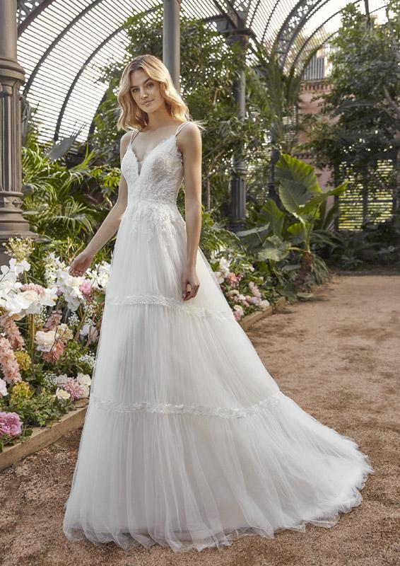 San Patrick - La Sposa - Aralia menyasszonyi ruha